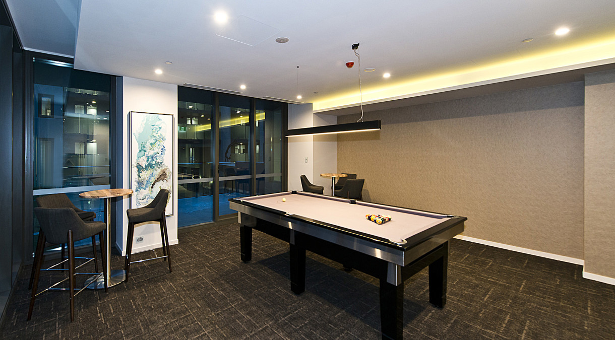 Games Room